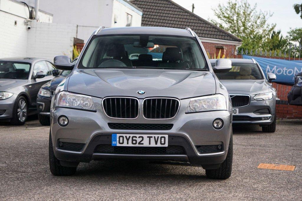 USED 2012 62 BMW X3 2.0 20d BluePerformance SE Auto xDrive 5dr