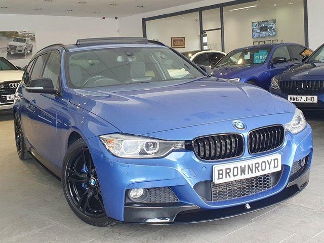 USED 2013 13 BMW 3 SERIES 2.0 320D M SPORT TOURING 5d 181 BHP BM PERFORMANCE PK+PAN ROOF