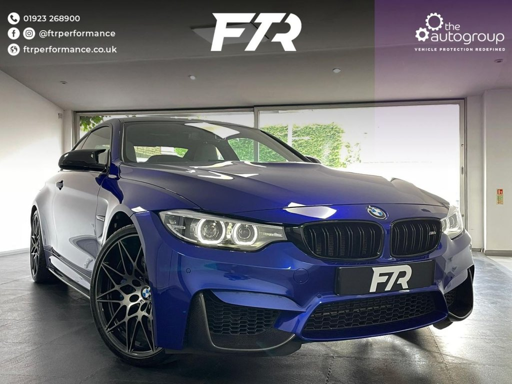 USED 2019 19 BMW M4 Competition 3.0 BiTurbo GPF Competition DCT