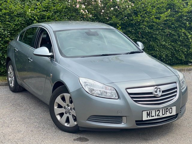 USED 2012 12 VAUXHALL INSIGNIA 1.4 SE S/S 5d 138 BHP * 1 OWNER * 12 MONTHS FREE AA MEMBERSHIP *