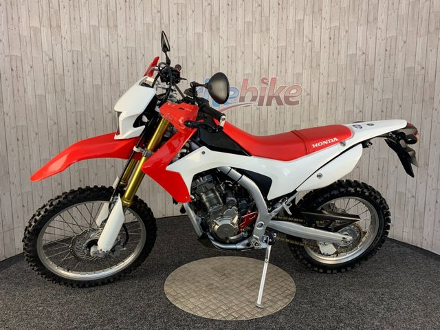 HONDA CRF250L at Rite Bike