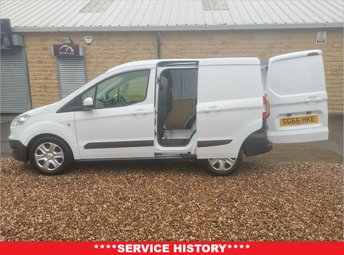 2016 FORD TRANSIT COURIER