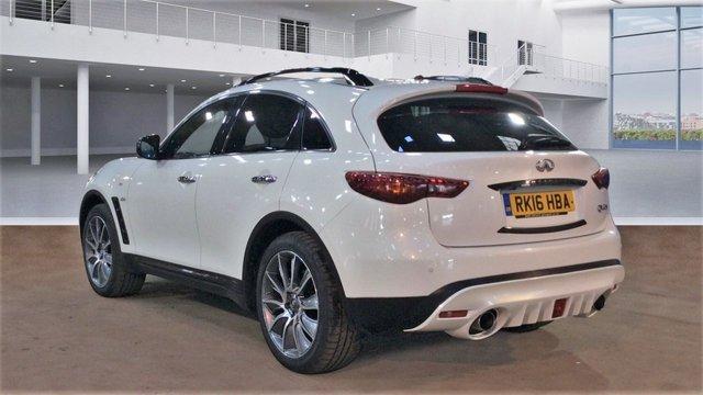 INFINITI QX70 at Tim Hayward Car Sales