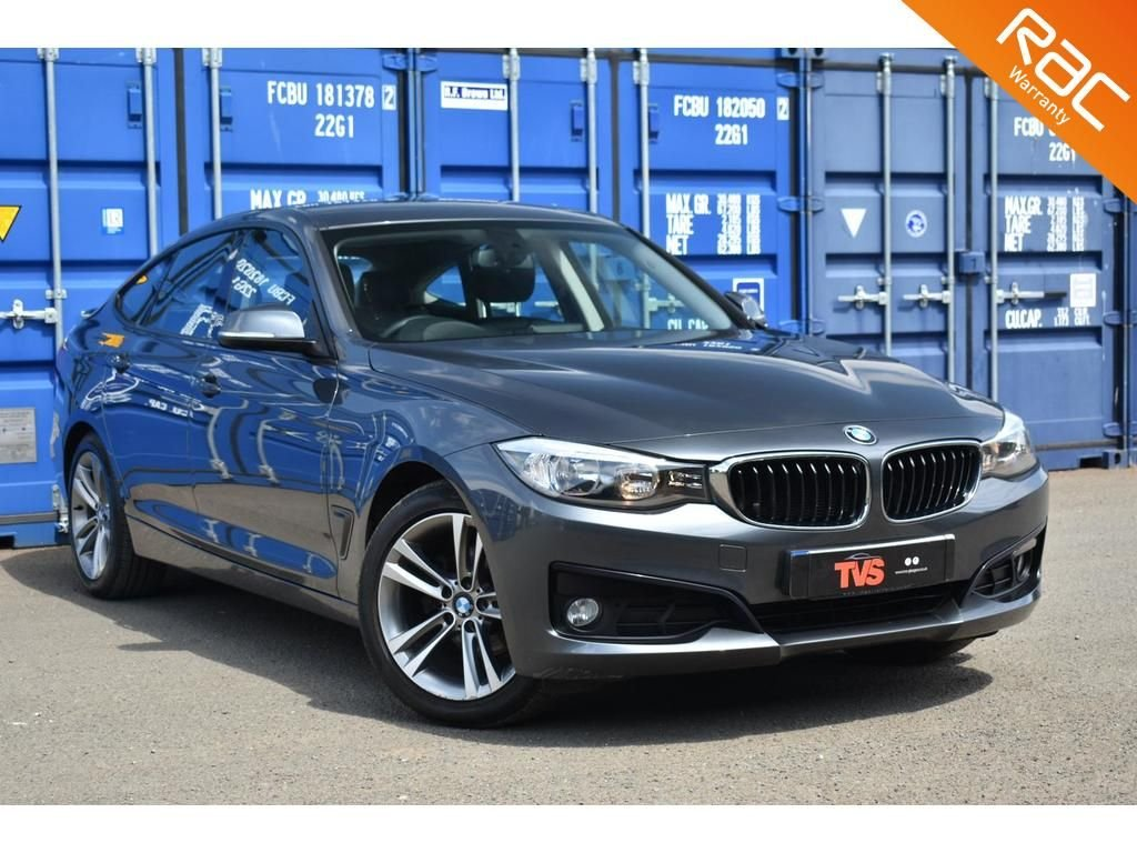 USED 2013 63 BMW 3 SERIES 2.0 318D SPORT GRAN TURISMO 5d 141 BHP