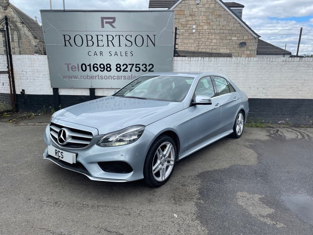 USED 2013 MERCEDES-BENZ E-CLASS 2.1 E250 CDI AMG SPORT 4dr NICE EXAMPLE WITH HIGH SPEC & ALL WHEELS REFURBISHED + PRIVATE PLATE INCLUDED