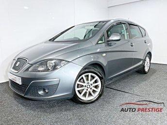 2012 SEAT ALTEA XL 1.6 CR TDI SE DSG 5d 103 BHP £3995.00