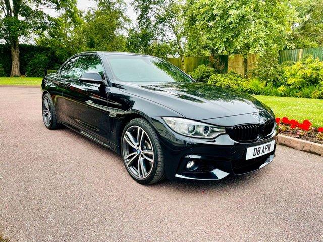 2014 64 BMW 4 SERIES 3.0 435D XDRIVE M SPORT 2d 309 BHP