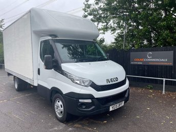 2015 IVECO DAILY 2.3 TD HD 35C13 LWB DriveAway Luton 2dr £12950.00