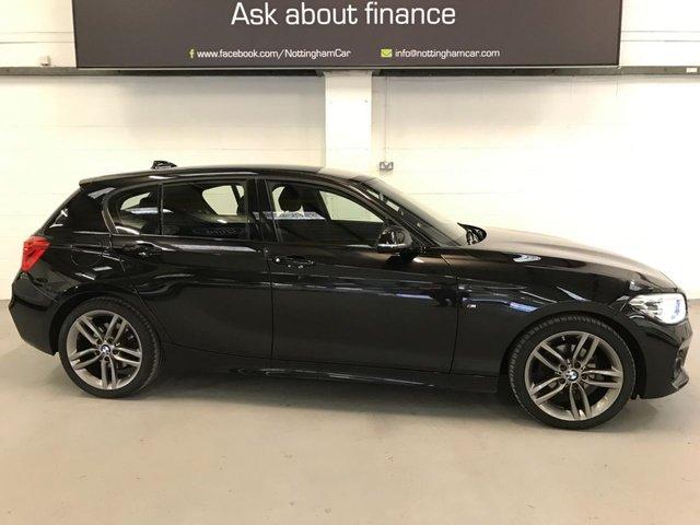 USED 2018 18 BMW 1 SERIES 2.0 120I M SPORT 5d 181 BHP