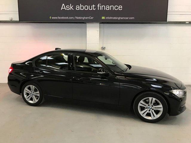 USED 2017 17 BMW 3 SERIES 2.0 320I SPORT 4d 181 BHP