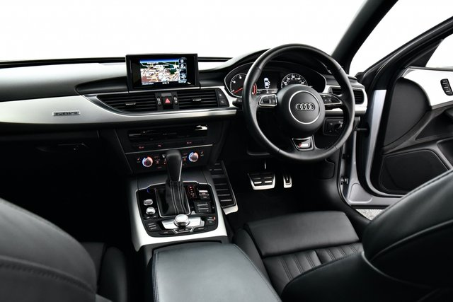 USED 2017 17 AUDI A6 SALOON 3.0 TDI V6 S line S Tronic quattro (s/s) 4dr £45k New, 2 Owners, Stunning