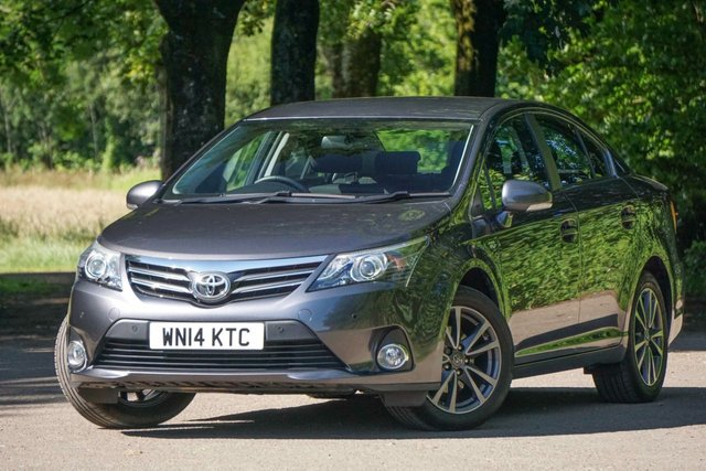 TOYOTA AVENSIS at Tim Hayward Car Sales