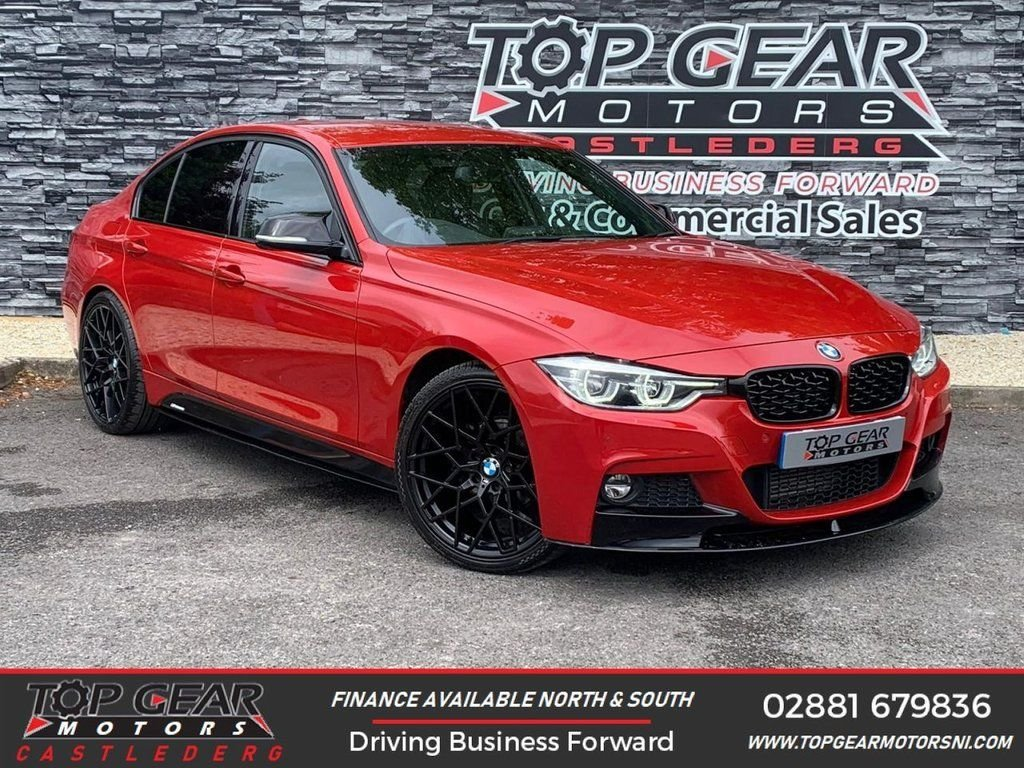 USED 2015 15 BMW 3 SERIES 320D 2.0 190BHP XDRIVE M SPORT  AUTO  ** M-PERFORMANCE KIT INCLUDED, ALLOY PACKAGES AVAILABLE ** OVER 100 VEHICLES IN STOCK