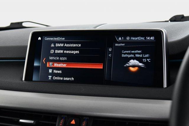 USED 2018 18 BMW X5 3.0 40d M Sport Auto xDrive (s/s) 5dr £65k New, Head Up, M Plus Pack