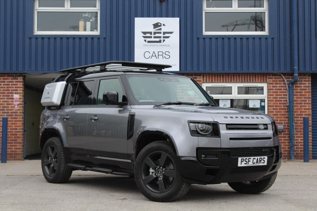 USED 2021 21 LAND ROVER DEFENDER 110 X-Dynamic HSE Big spec X-Dynamic HSE