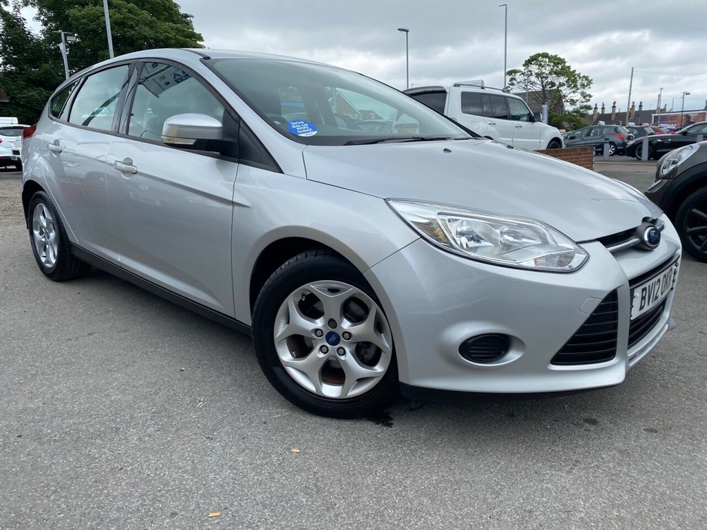 USED 2012 12 FORD FOCUS 1.6 EDGE 5d 104 BHP SUPERB VALUE FOR MONEY
