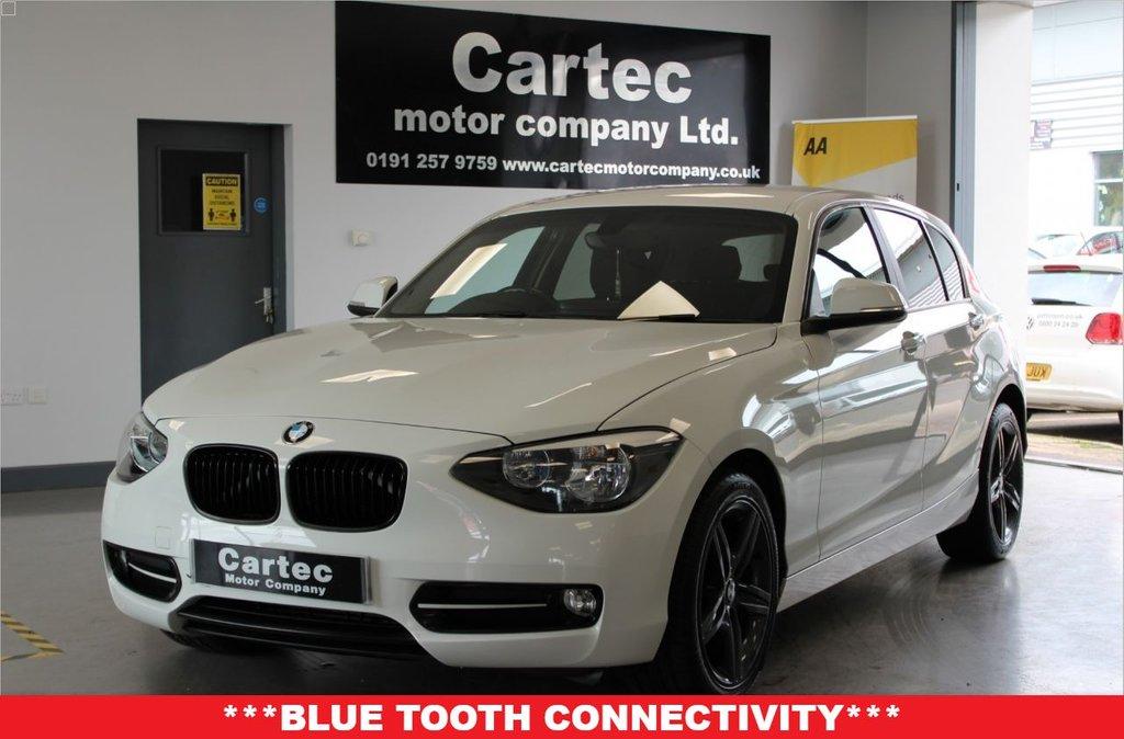 USED 2013 K BMW 1 SERIES 2.0 118D SPORT 5d 141 BHP ***SERVICE HISTORY***