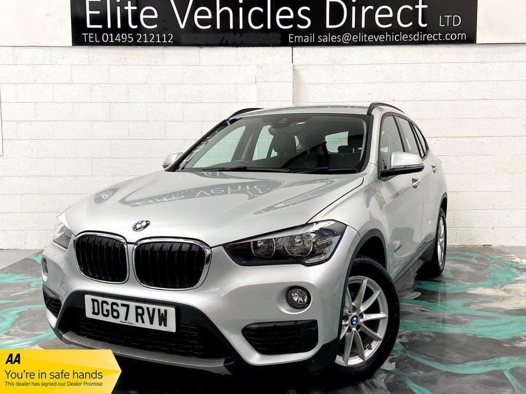 USED 2017 67 BMW X1 2.0 SDRIVE18D SE 5d 148 BHP *LOW RATE FINANCE FROM 6.9% APR