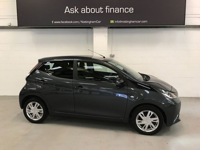USED 2015 15 TOYOTA AYGO 1.0 VVT-I X-PRESSION 5d 69 BHP ***Finance Available***