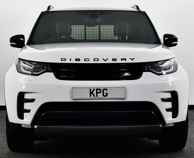 USED 2018 18 LAND ROVER DISCOVERY 2.0 SD4 HSE LCV Commercial Auto 4WD EU6 (s/s) 5dr **NO VAT** Stunning Example!