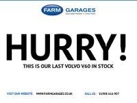 USED 2015 65 VOLVO V60 1.6 D2 R-DESIGN 5d 113 BHP £ZERO DEPOSIT FINANCE