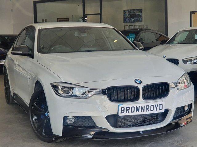 USED 2016 66 BMW 3 SERIES 2.0 320D XDRIVE M SPORT 4d 188 BHP BM PERFORMANCE STYLING+6.9%APR