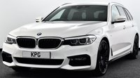 """USED 2017 67 BMW 5 SERIES 2.0 520d M Sport Touring Auto xDrive (s/s) 5dr £46k New, M Sport Plus, 19""""s"""