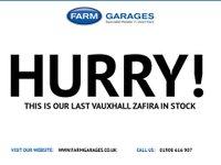 USED 2012 62 VAUXHALL ZAFIRA 1.7 EXCLUSIV CDTI 5d 123 BHP £ZERO DEPOSIT FINANCE