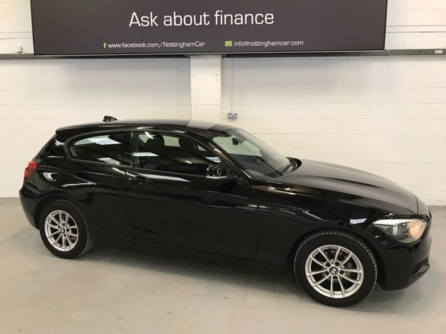 USED 2014 64 BMW 1 SERIES 1.6 116I SE 3d 135 BHP ***Finance Available***