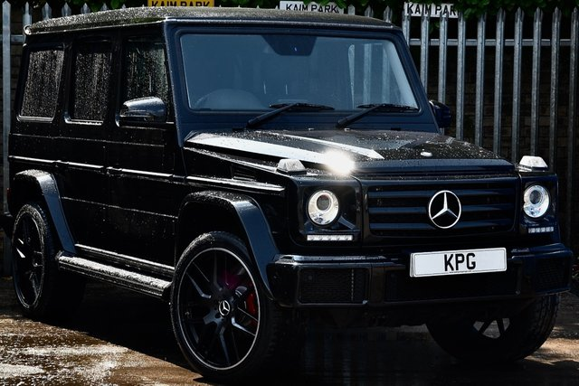 USED 2016 66 MERCEDES-BENZ G-CLASS 3.0 G350 CDi G-Tronic 4WD (s/s) 5dr £92k New, 2 Owners, Stunning