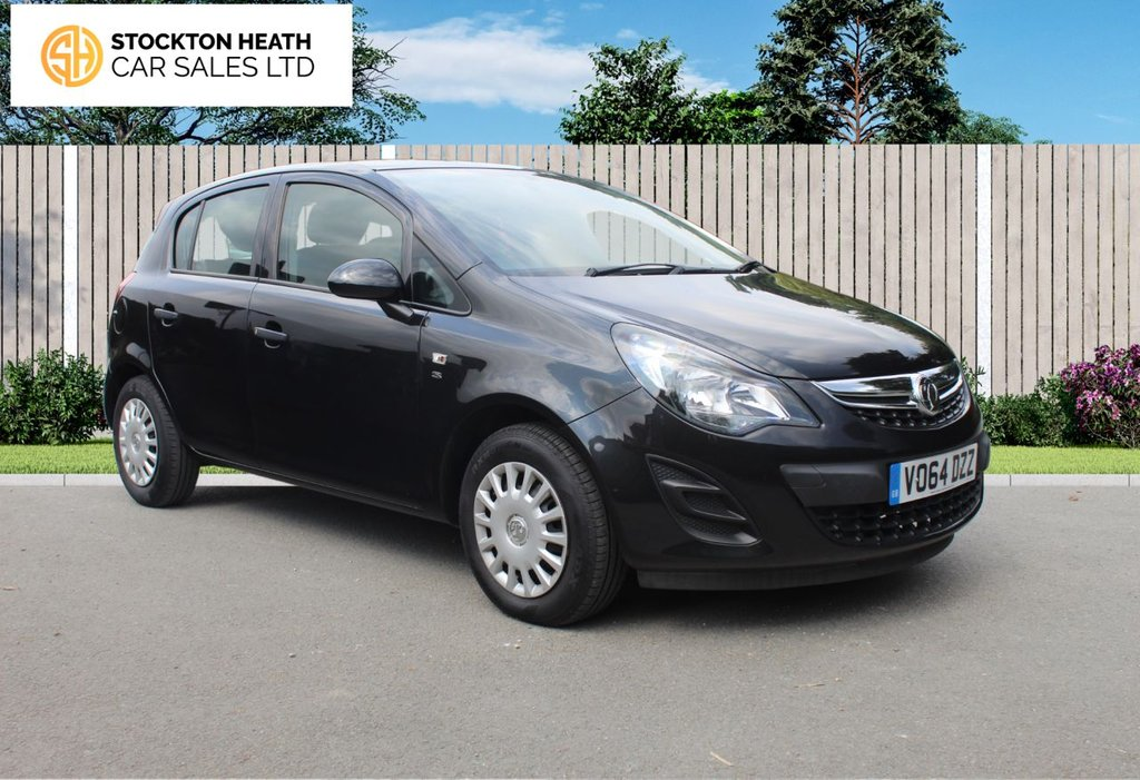 USED 2014 64 VAUXHALL CORSA 1.2 S AC S/S 5d 83 BHP AVAILABLE TO TEST DRIVE