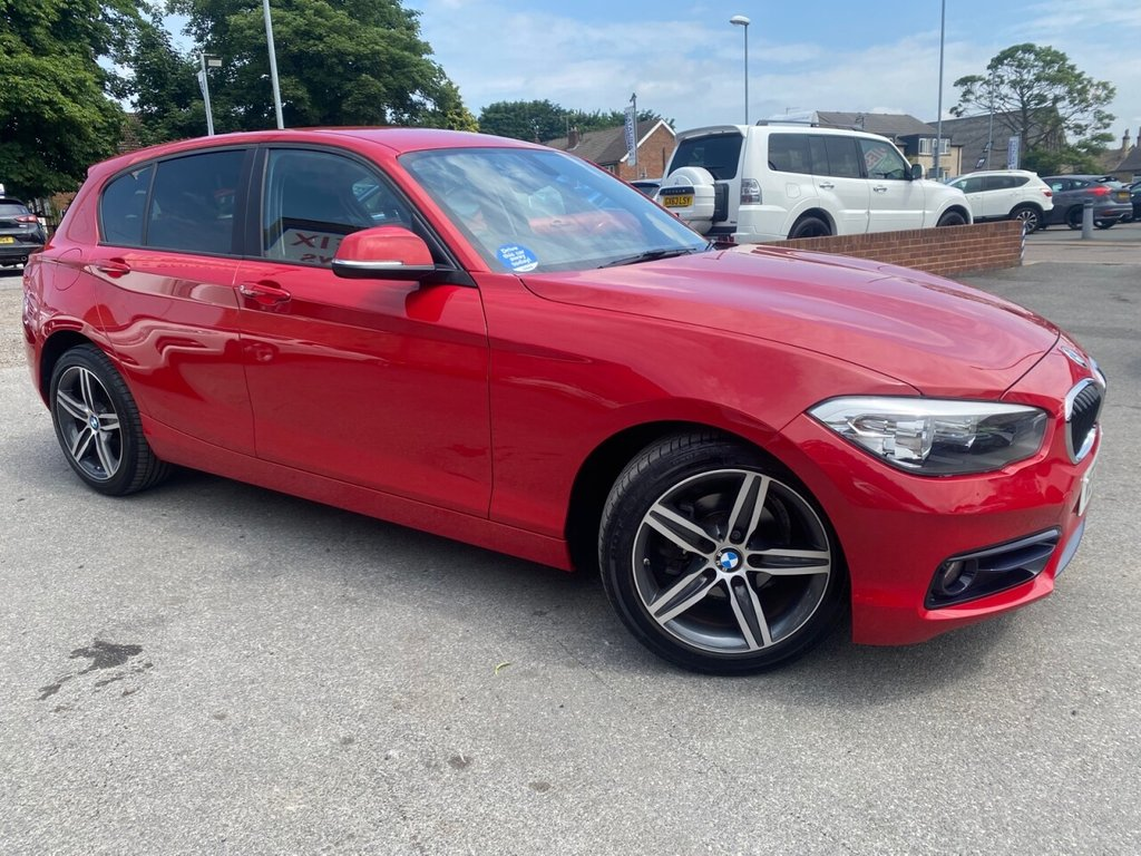 USED 2015 D BMW 1 SERIES 1.5 116D SPORT 5d 114 BHP A REAL HEAD TURNER-MUST SEE