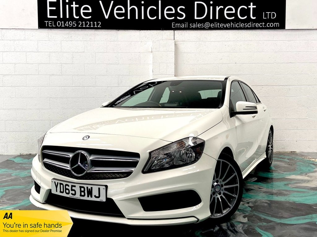 USED 2015 65 MERCEDES-BENZ A-CLASS 1.5 A180 CDI BLUEEFFICIENCY AMG SPORT 5d 109 BHP *LOW RATE FINANCE FROM 6.9% APR