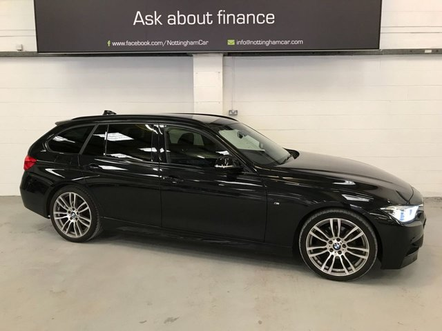 USED 2016 66 BMW 3 SERIES 2.0 320D M SPORT TOURING 5d 188 BHP