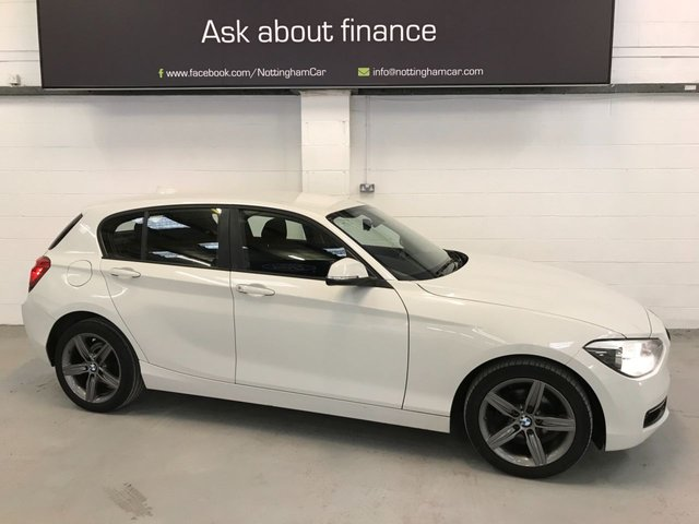 USED 2014 P BMW 1 SERIES 1.6 116I SPORT 5d 135 BHP ***Finance Available***