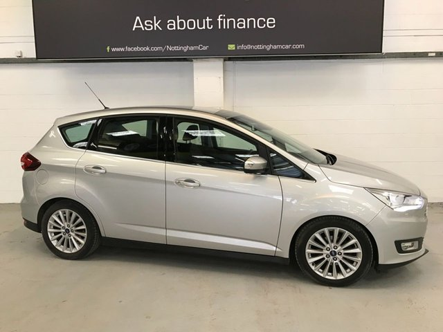 USED 2016 66 FORD C-MAX 1.5 TITANIUM TDCI 5d 118 BHP ***Finance Available***Automatic***