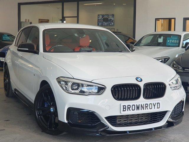 USED 2016 16 BMW 1 SERIES 3.0 M135I 5d 322 BHP BM PERFORMANCE STYLING+6.9%APR