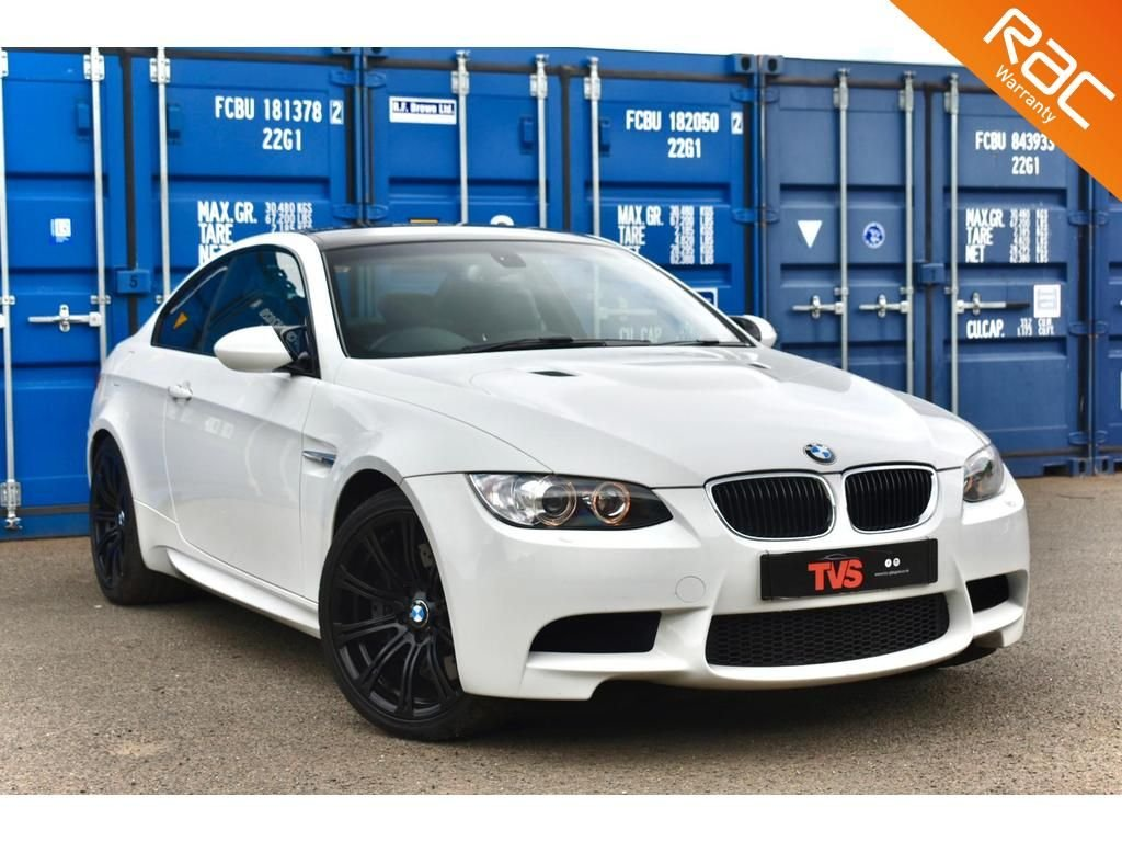 USED 2012 62 BMW M3 4.0 M3 2d 415 BHP