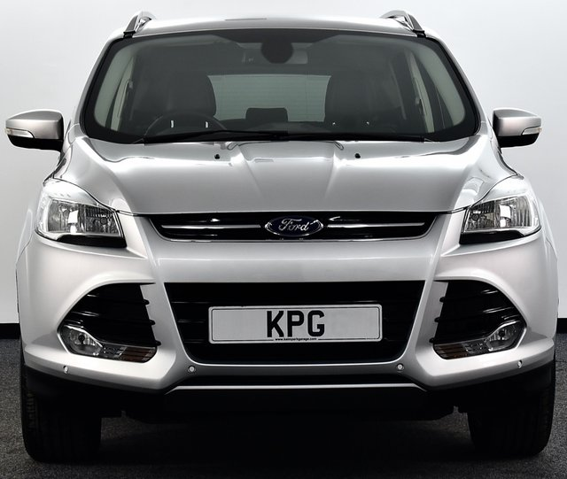 USED 2015 15 FORD KUGA 2.0 TDCi Titanium Powershift AWD 5dr £29k New, 2 Owners, F/S/H +