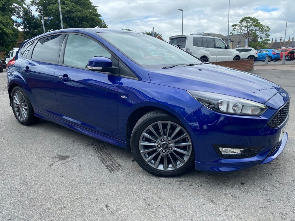 USED 2018 18 FORD FOCUS 1.0 ST-LINE 5d 139 BHP LOW MILES-JUST SERVICED-LONG MOT