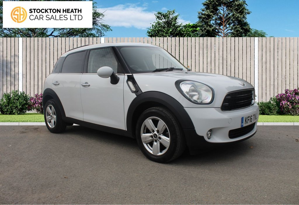USED 2016 16 MINI COUNTRYMAN 1.6 COOPER D 5d 112 BHP AVAILABLE TO TEST DRIVE