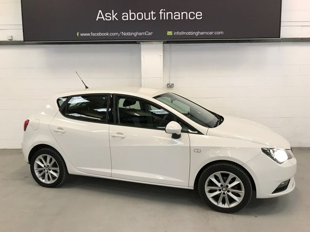 USED 2014 14 SEAT IBIZA 1.4 TOCA 5d 85 BHP ***Finance Available***