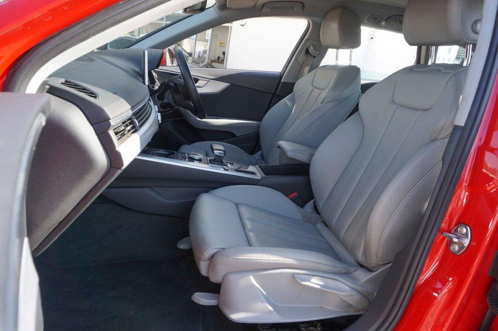 USED 2017 17 AUDI A4 2.0 AVANT TDI ULTRA SPORT 5d 188 BHP
