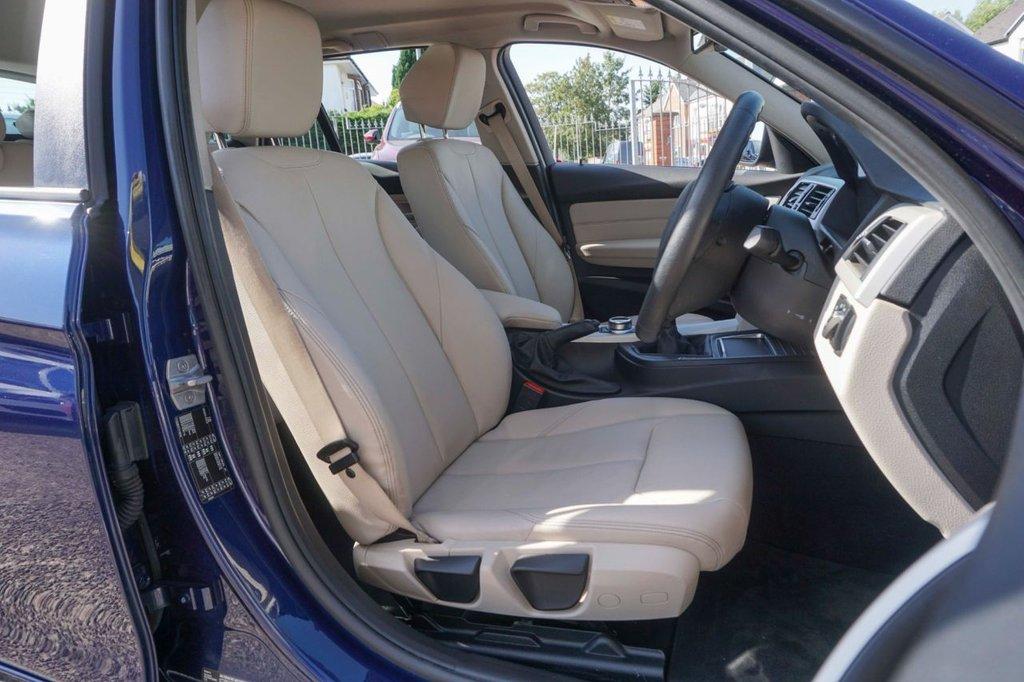 USED 2017 67 BMW 3 SERIES 2.0 320D ED PLUS TOURING 5d 161 BHP