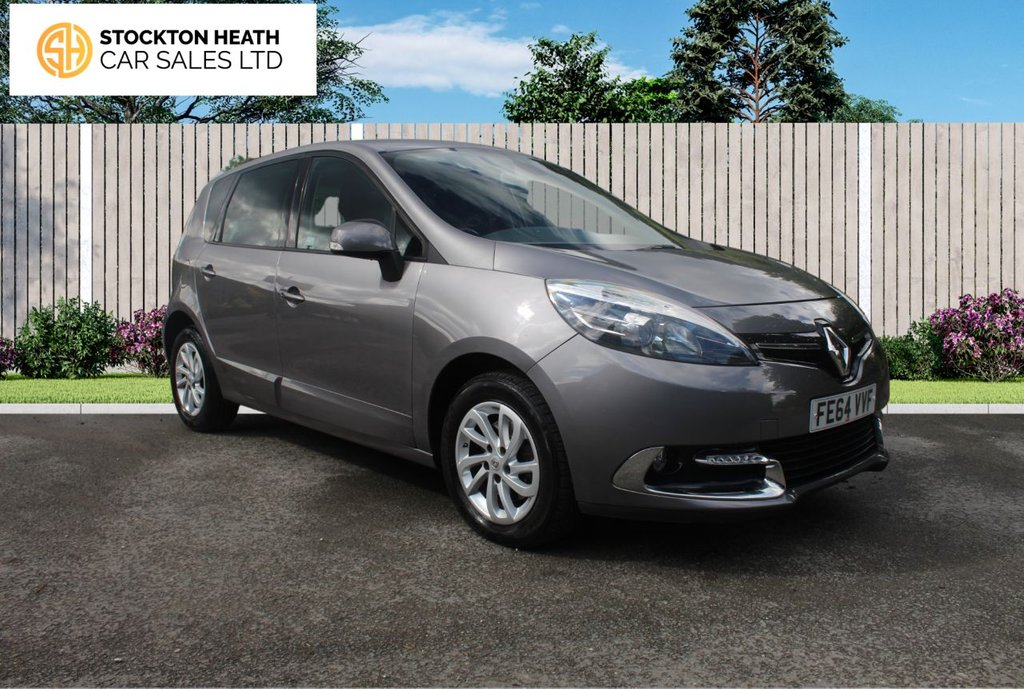 USED 2014 64 RENAULT SCENIC 1.5 DYNAMIQUE TOMTOM ENERGY DCI S/S 5d 110 BHP AVAILABLE TO TEST DRIVE