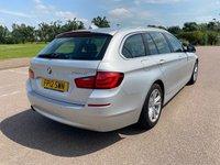 USED 2012 12 BMW 5 SERIES 2.0 520D SE TOURING 5d 181 BHP £ZERO DEPOSIT FINANCE