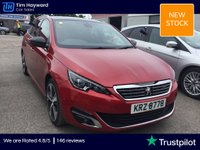 USED 2016 PEUGEOT 308 2.0 BLUE HDI S/S SW GT LINE 5d 150 BHP