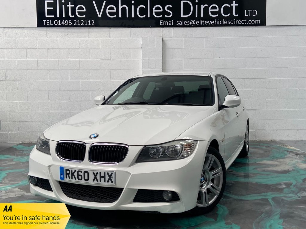 USED 2010 BMW 3 SERIES 2.0 318D M SPORT 4d 141 BHP *LOW RATE FINANCE FROM 6.9% APR