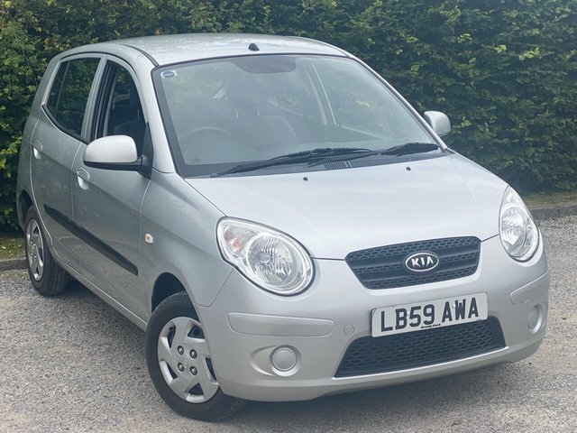 USED 2009 59 KIA PICANTO 1.0 1 5d 61 BHP * 12 MONTHS FREE AA MEMBERSHIP * IDEAL FIRST CAR *