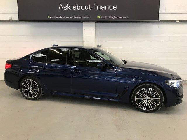 USED 2018 68 BMW 5 SERIES 2.0 530E M SPORT 4d 249 BHP **Hybrid Electric**